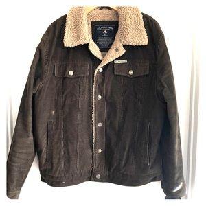 Men's Corduroy Sherpa Jacket